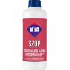 ATLAS SZOP PO-01 средство для удаления цементных, известковых и гипсовых остатков - 1,0 кг