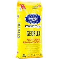 Клей гелевый высокоэластичный Geoflex Тайфун - 25,0 кг