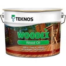 Teknos Woodex Wood oil - масло для дерева - 0,9л