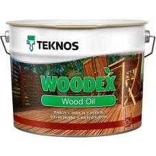 Teknos Woodex Wood oil - масло для дерева - 2,7л