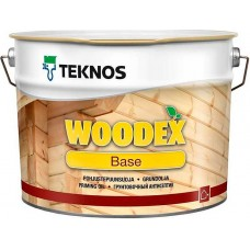 Teknos Woodex Base - грунтовочный антисептик для дерева - 3л