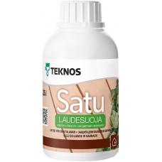 Teknos Satu Laudesuoja - защитное средство для дерева - 0,25л