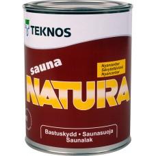 Teknos Sauna Natura - защитное средство для дерева - 0,9л