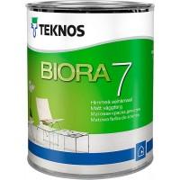 Teknos Biora 7 - краска для стен и потолков - 2,7л.