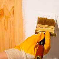 Окрашивание деревянных окон и дверей краской